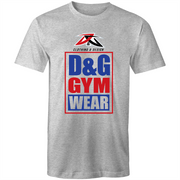 D&G Gym Wear - Mens T-Shirt