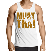 Muay Thai - Mens Singlet Top