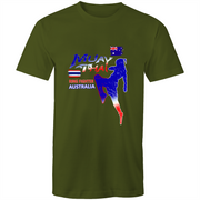 Ring Fighter Australia - Mens T-Shirt