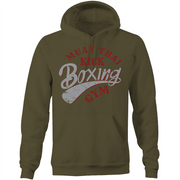 Muay Thai Kickboxing Gym - Pocket Hoodie Sweatshirt