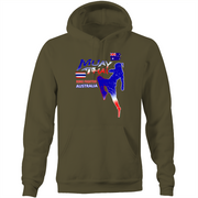 Ring Fighter Australia - Pocket Hoodie Sweatshirt