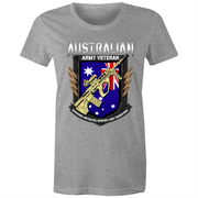 Australian Army Veterans - Womens T-shirt