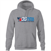 D & G Fight Wear  - Pocket Hoodie Sweatshirt