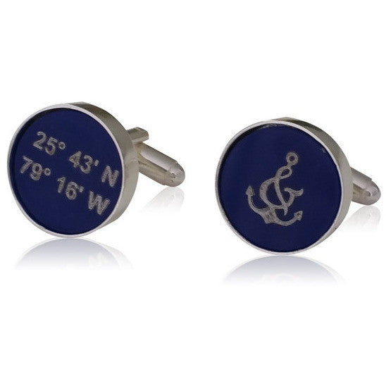 Lat & Lo™ Color Cuff Links - Lat & Lo™ - 1