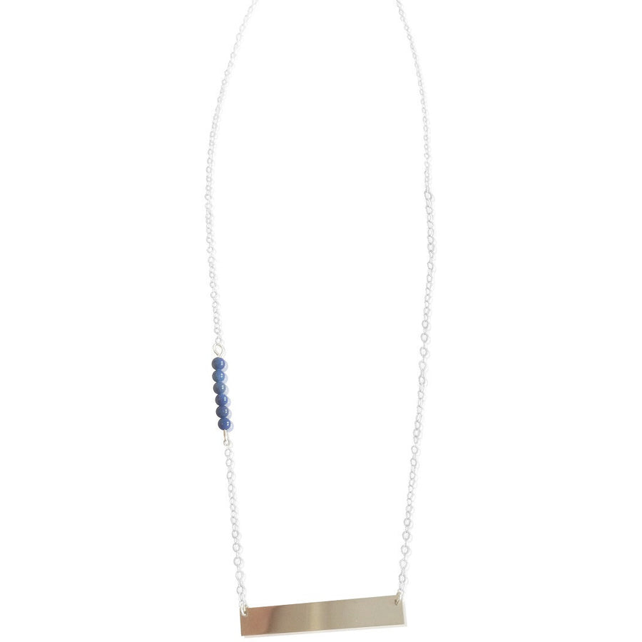 Stone Accent Lat & Lo™ Necklace - Lat & Lo™ - 4