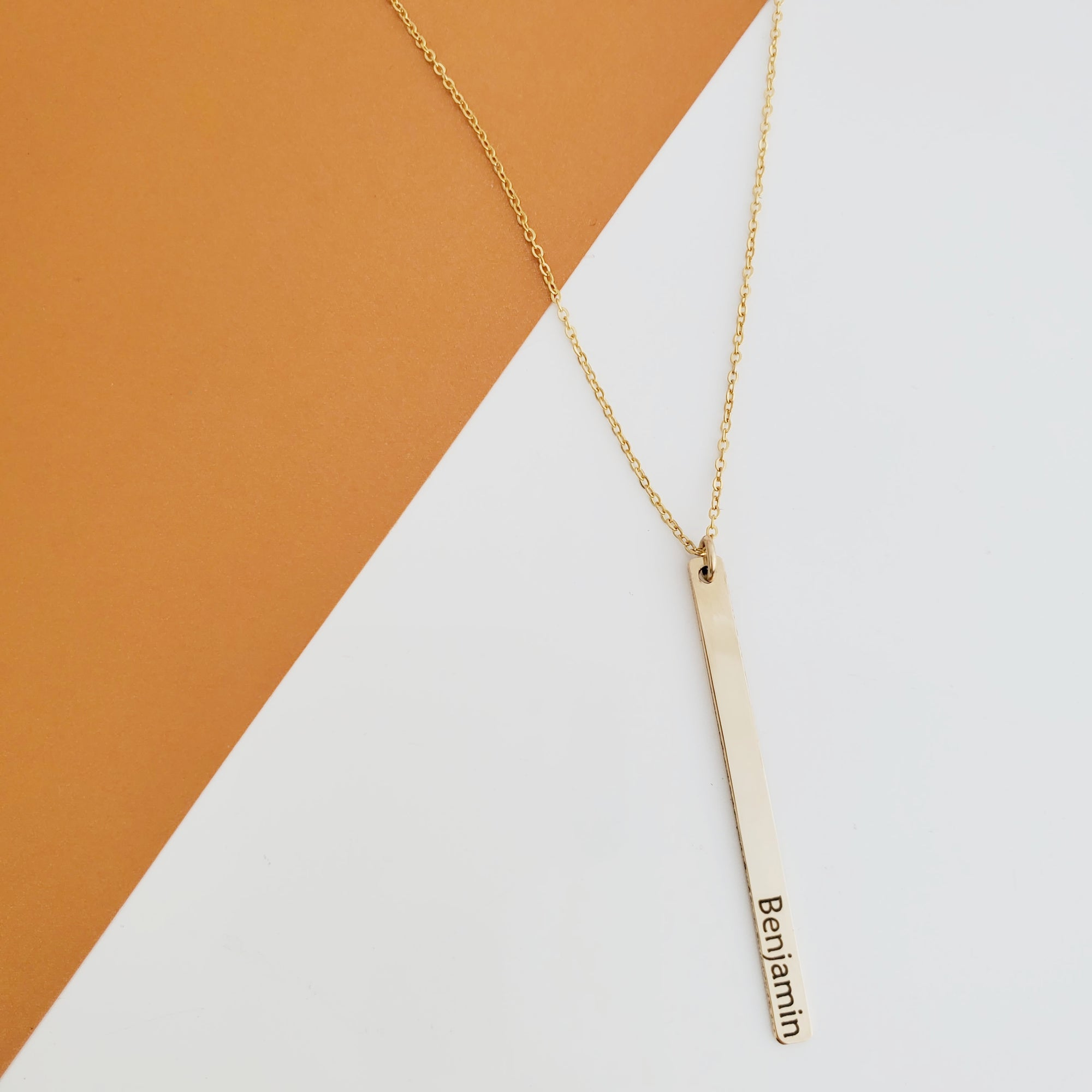Cora Necklace (Personalizable)