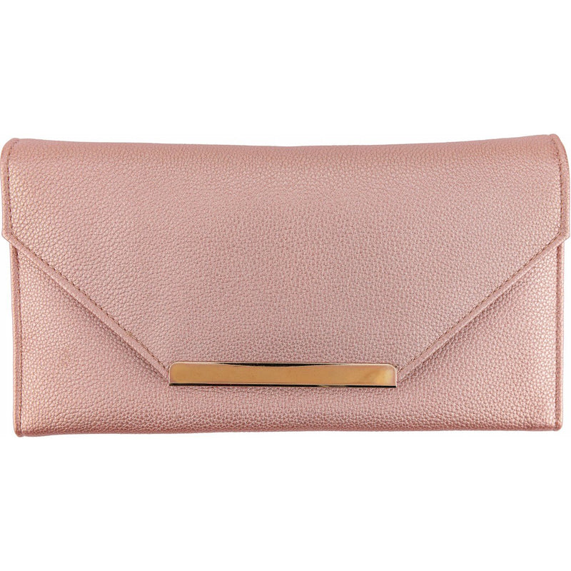 Leatherette Jewelry Clutch