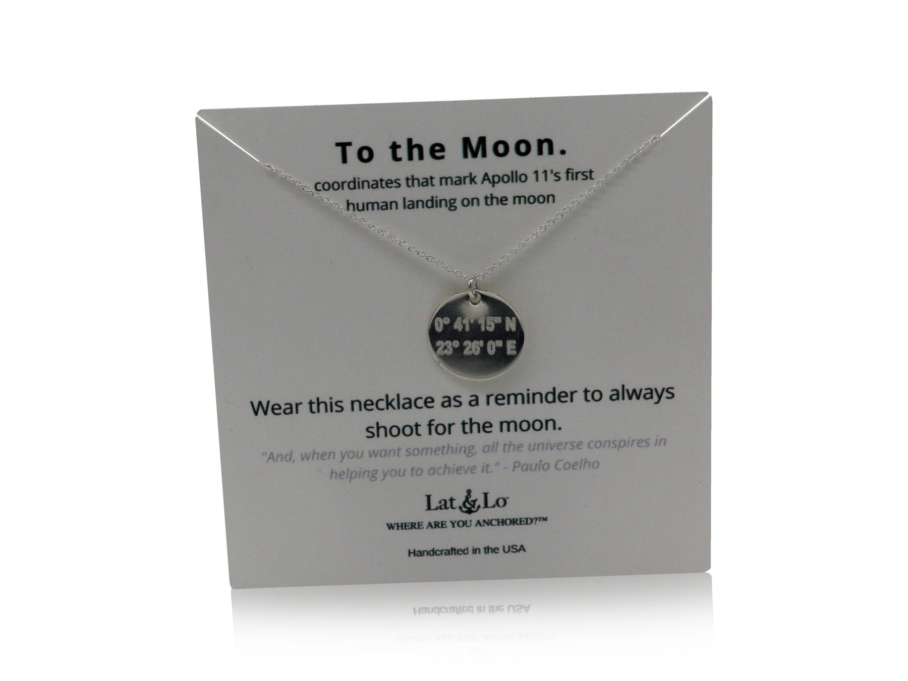 To The Moon Lat Lo