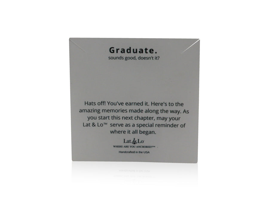 Graduation Packaging (Box & Card ONLY)