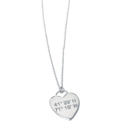 Lat & Lo Love™ Necklace - Lat & Lo™ - 1