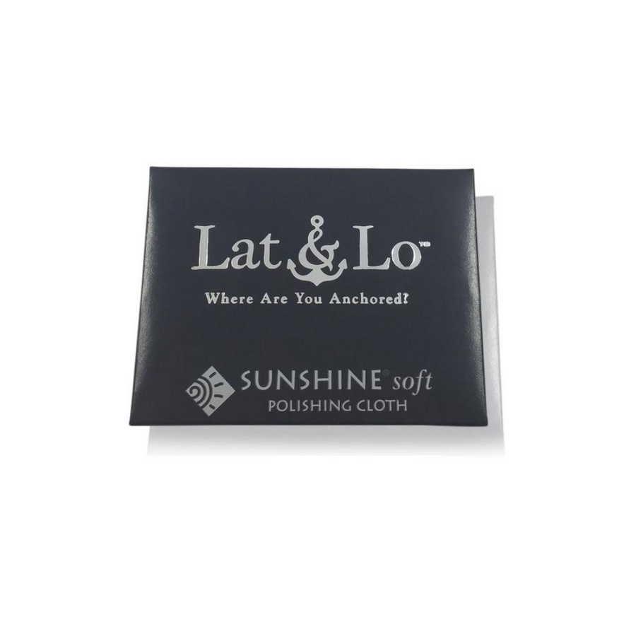 Lat & Lo Sunshine Jewelry Polishing Cloth