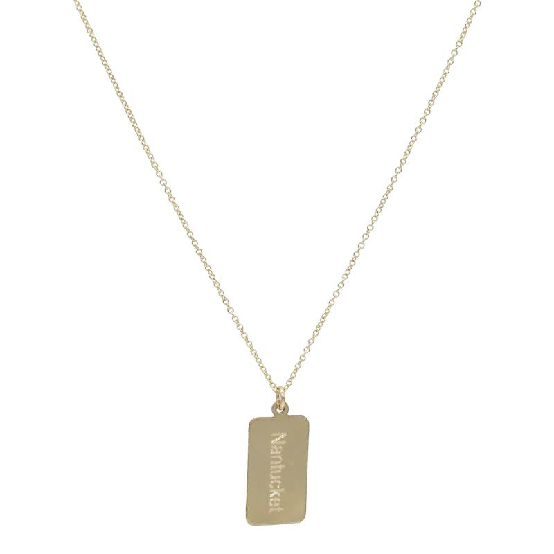 LUXE Lat & Lo™ Santorini Necklace