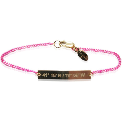 Lat & Lo™ Color Bar Bracelet - Lat & Lo™ - 1