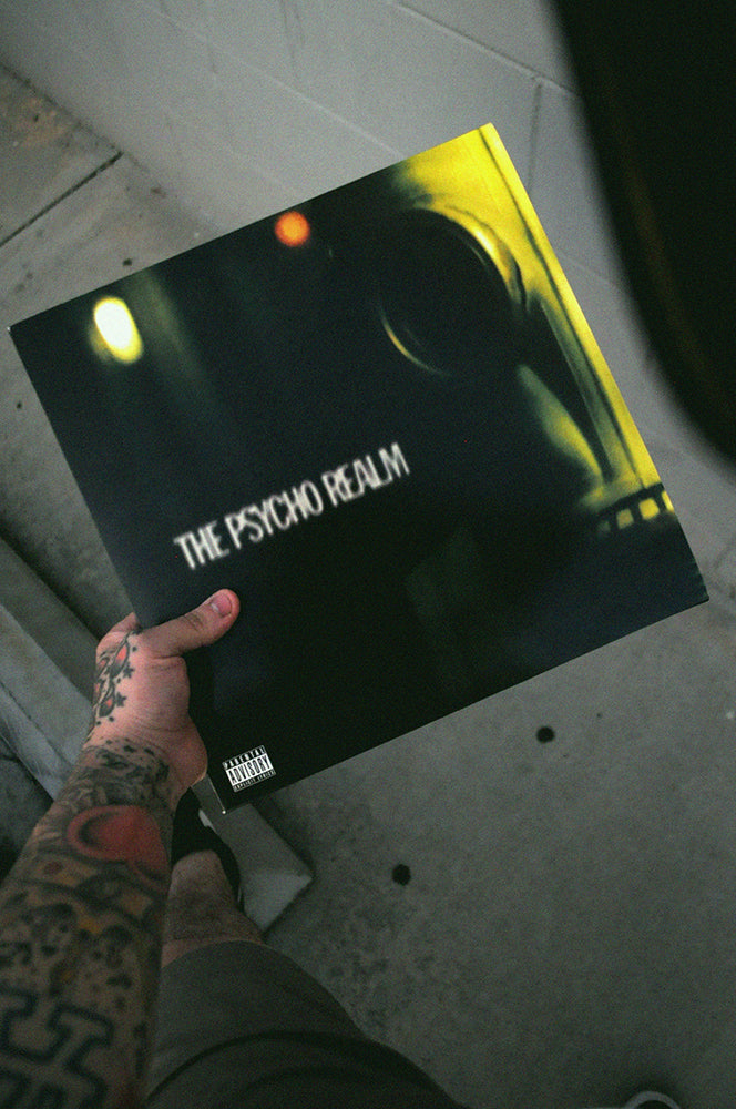 The Psycho Realm Self Titled 2 vinyl collection