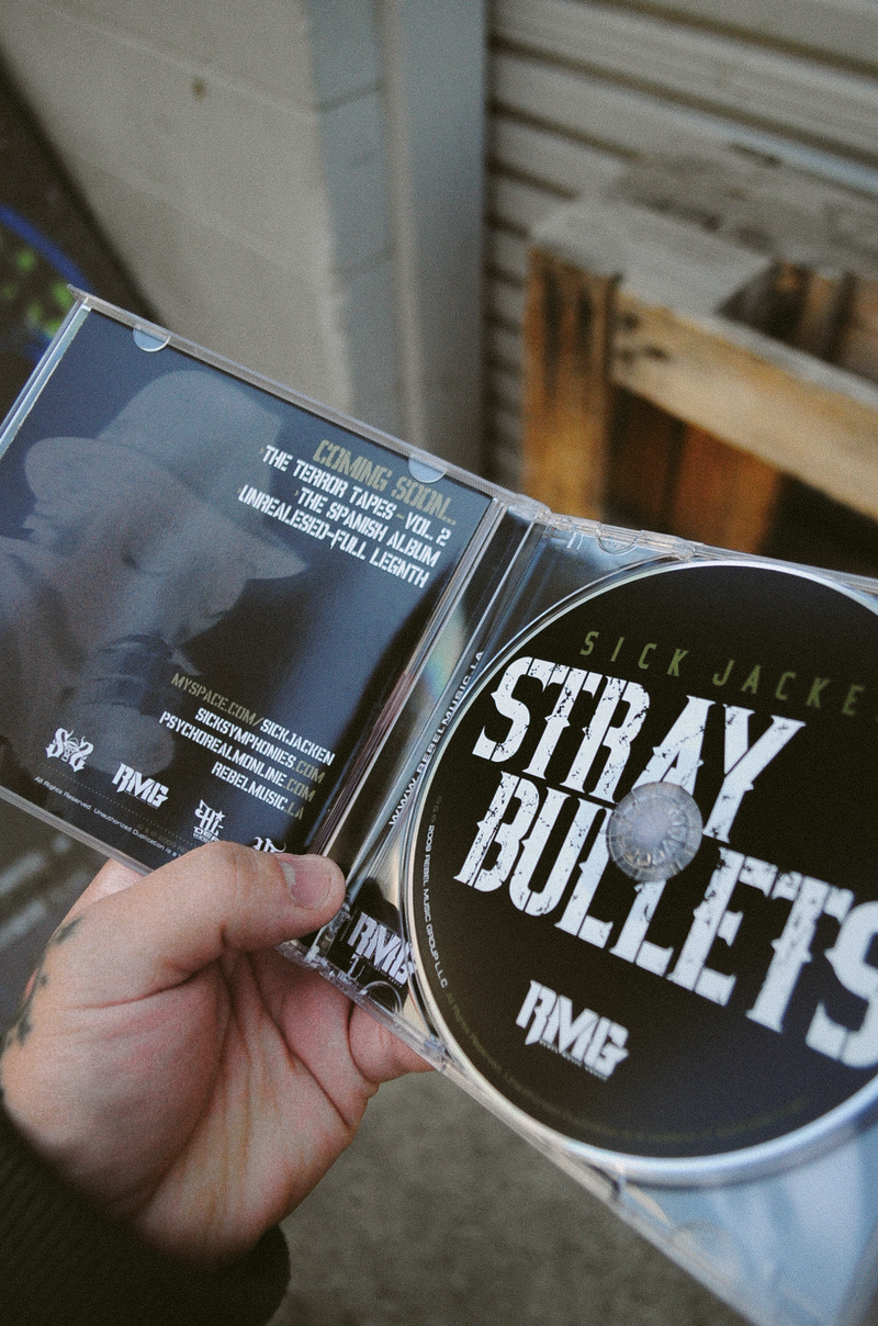 Sick Jacken - Stray Bullets