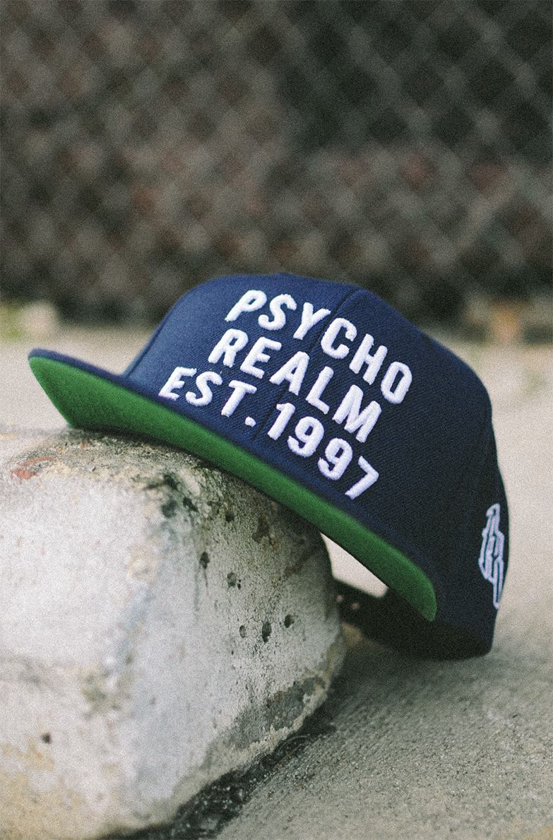 Limited Edition (Navy Blue) Psycho Realm 97