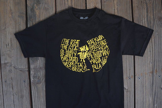 Wu Tang - Roll Call Shirt