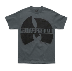 Wu Tang Squad Shirt (Big front hit)