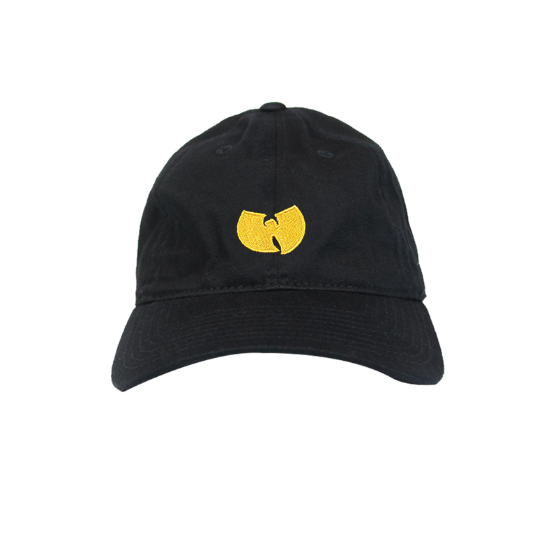 SOLID WU KILLER BEE BLACK DAD HAT