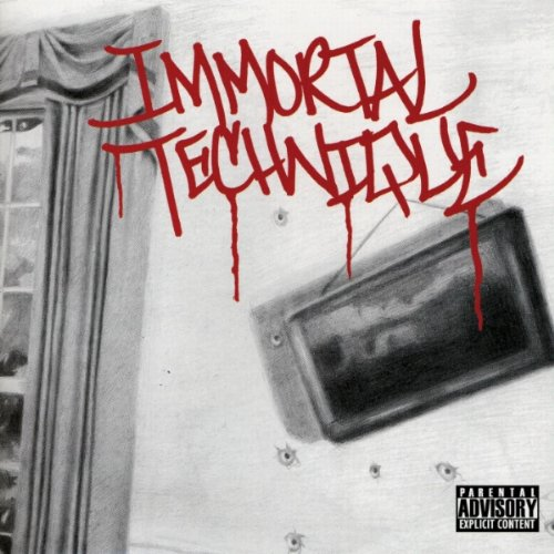 IMMORTAL TECHNIQUE REVOLUTIONARY VOL.2