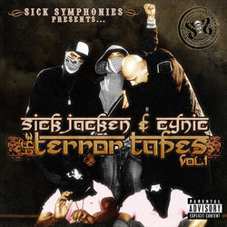 The Psycho realm- Sick Jacken - Terror Tapes Vol 1