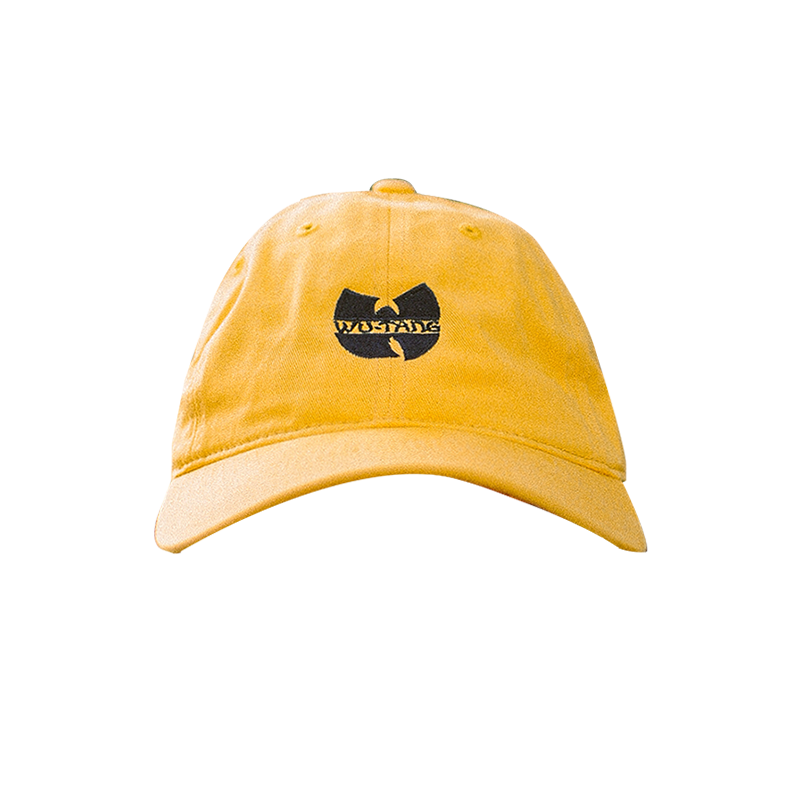 Logo Wu Killer bee Musard Dad Hat