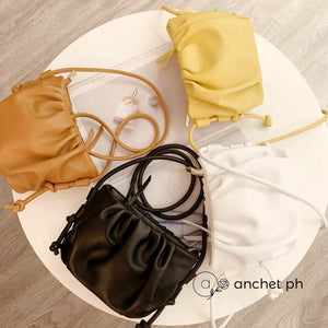 Anchet Sling Pleated Bags