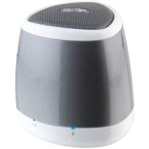 Ilive Blue Isb23s Portable Bluetooth Speaker (silver) - Tech