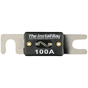 Install Bay Anl100-10 Anl Fuses 10 Pk (100 Amps) - Tech