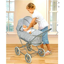 Load image into Gallery viewer, Just Like Mommy 3-in-1 Doll Pram/Carrier/Stroller -