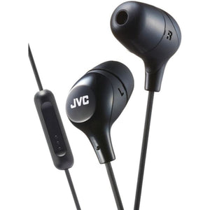 Jvc Hafx38mb Marshmallow Inner-ear Headphones With