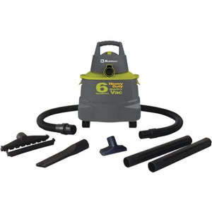 Koblenz Wd-6k Wet-dry Vacuum Cleaner With 6-gallon Tank -