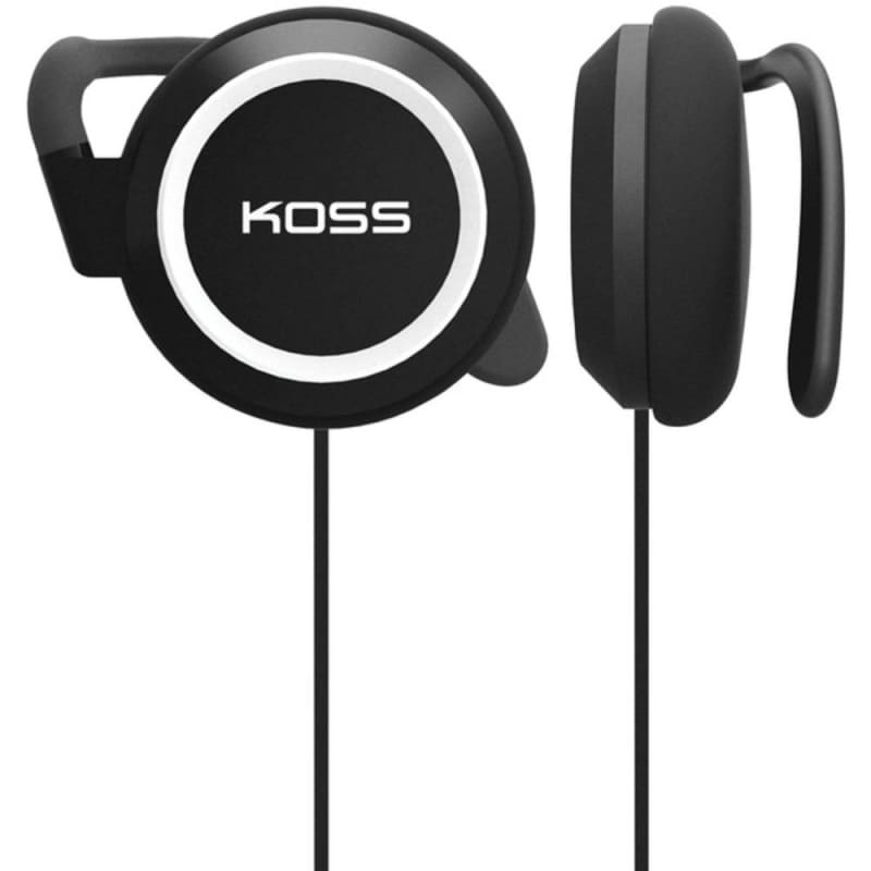Koss 190056 On-ear Sport Clip Headphones - Tech accessories