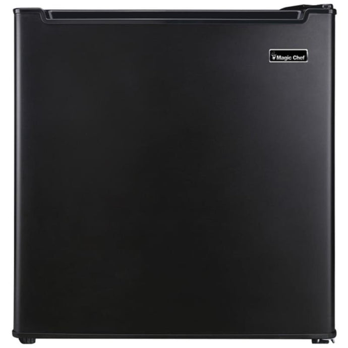 Magic Chef Mcar170be 1.7 Cubic-ft All-refrigerator (black) -