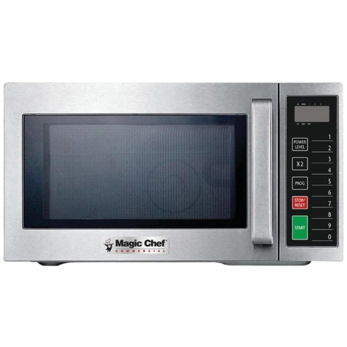Magic Chef Mccm910st.9 Cubic-ft Commercial Microwave - Home