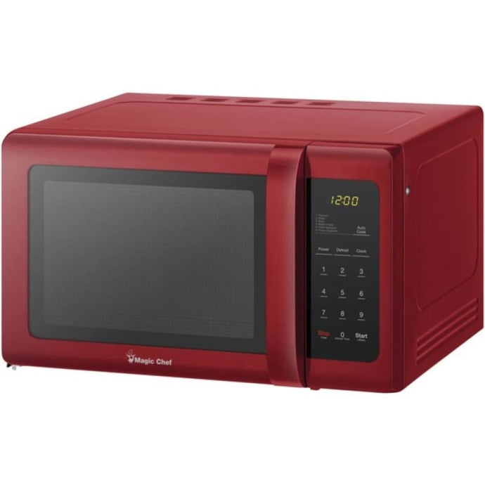 Magic Chef Mcd993r.9 Cubic-ft Countertop Microwave (red) -