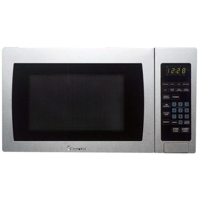 Magic Chef Mcm990st.9 Cubic-ft 900-watt Microwave With