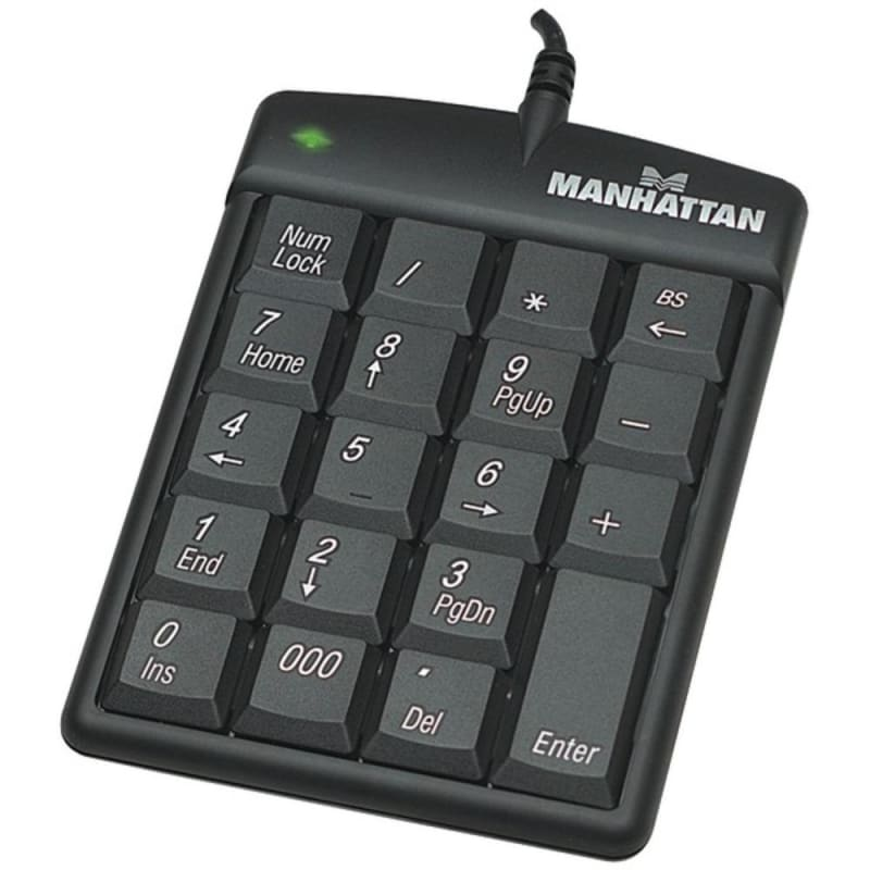 Manhattan 176354 Numeric Keypad - Computers-Tablets &
