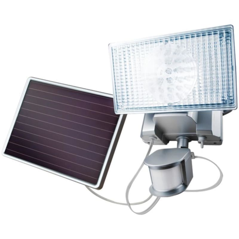 Maxsa Innovations 44449-l 100-led Outdoor Solar Security