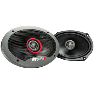 Mb Quart Fkb169 Formula Series 2-way Coaxial Speakers (6 X