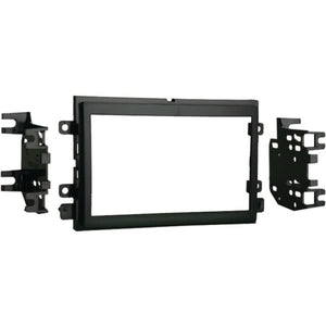 Metra 95-5812 Iso Double-din Installation Multi Kit For 2004