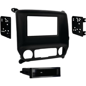 Metra 99-3014g Iso--double-din Installation Kit For 2014 And