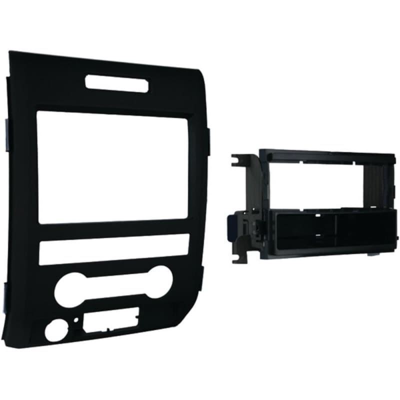 Metra 99-5820b Single- Or Double-din Installation Kit For