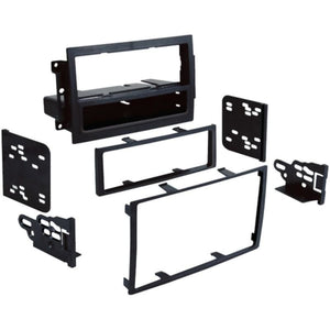 Metra 99-6510 Single- Or Double-din Installation Multi Kit