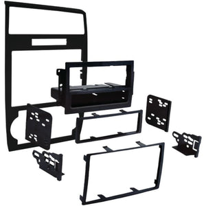 Metra 99-6519b Single-din-double-din Installation Kit In
