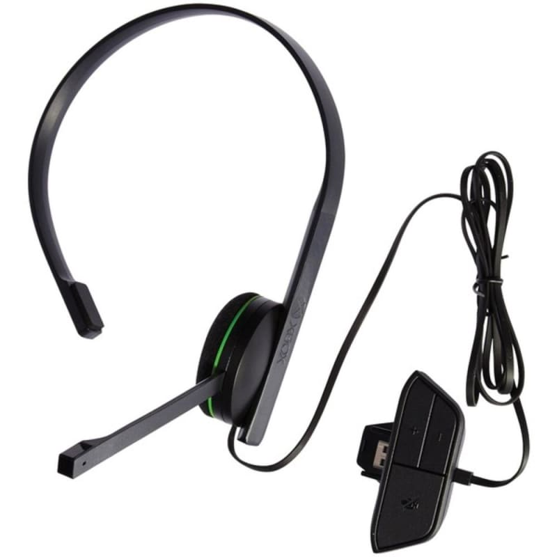 Microsoft S5v-00014 Chat Headset For Xbox One - Phone