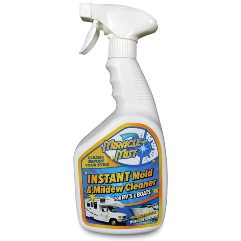 Miraclemist Mmrv-4 Instant Mold And Mildew Cleaner For Rvs