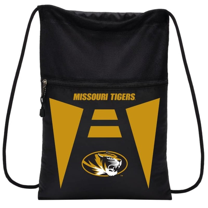 Missouri Tigers Team Tech Backsack - Sports Mem Cards & Fan