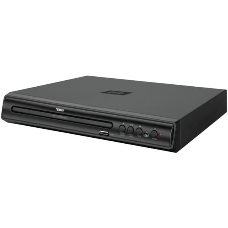 Naxa Nd856 High-resolution 2-channel Progressive Scan Dvd