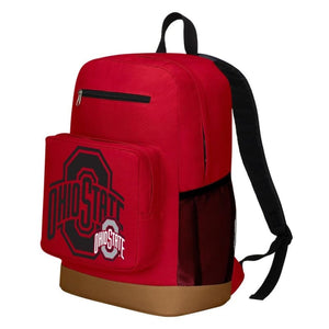 Ohio State Buckeyes Playmaker Backpack - Sports Mem Cards &